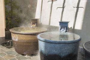 露天風呂「雲竜の湯」2