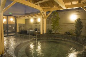 露天風呂「雲竜の湯」3